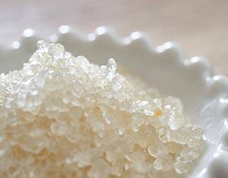 Riche en minéraux